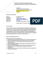 UT Dallas Syllabus for ba3361.005.11f taught by Charles Hazzard (cxh056000)