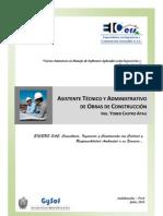 Asistente Técnico de Obra de Construcción CURSO Parte01