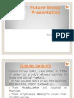 Future Group Presentation