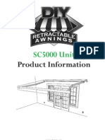SC5000 Product Information 7.11