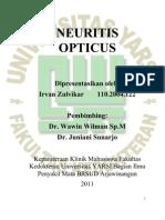 Neuritis Opticus IRVAN