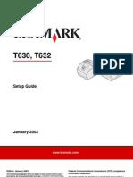 Lexmark T634N