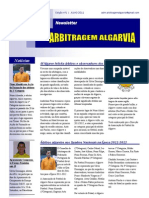 Newsletter nº1
