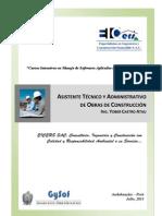 Asistente Técnico de Obra de Construcción CURSO Parte02