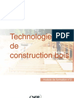 Technologies de Construction Bois