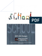 2009-2010 Budget Book