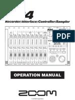r24 Operation Manual