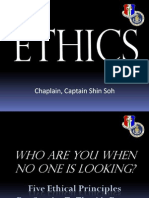 Nuclear Ethics - Chaplain, Captain Shin Soh