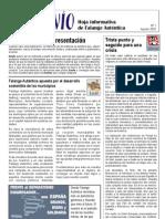 Envío nº 1 (Agosto 2002) Falange Auténtica