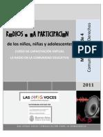 La Radioen La Comunidad Educativa Modulo 1 de 4. Comunicacion y Der Echos Dis