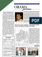 Panorama Javeriano 2009-I