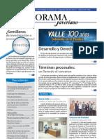 Panorama Javeriano 2010-I