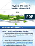 Dr Kim Daejong_ Institutions, Data and Tools for Effective Urban Management
