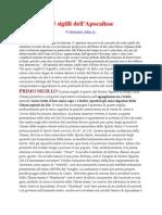 Altomonte Athos a - I 5 Sigilli Dell%27apocalisse