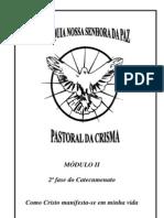 Apostila da Crisma m%C3%B3dulo II fase 2 catecumenato