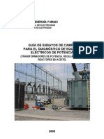 Guía Diagnóstico Equipos de Potencia-2008