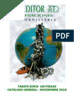 Catálogo Tornilleria