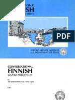 Fsi ConversationalFinnish Textbook