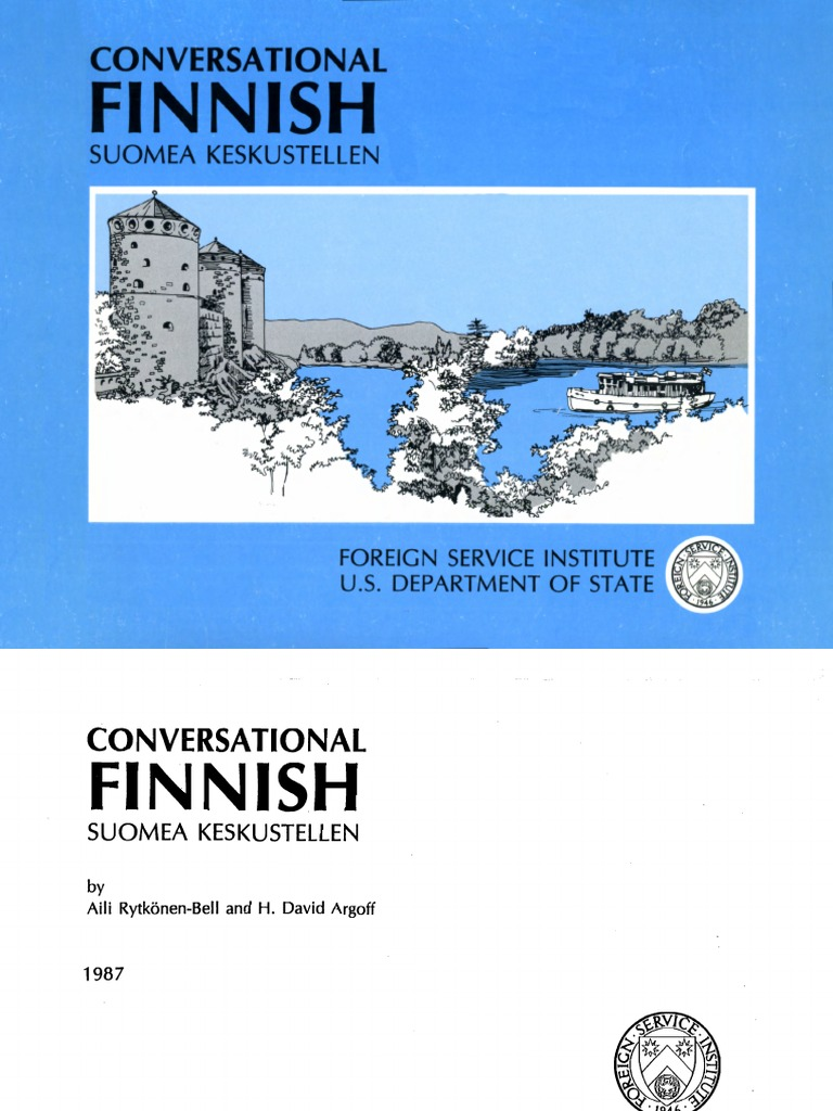 Fsi ConversationalFinnish Textbook  adac639c68