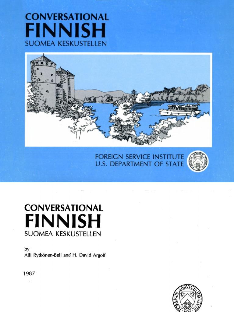 Fsi ConversationalFinnish Textbook  d0b1370d2e