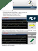 Forex Market Insight 03 August 2011