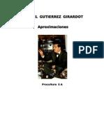 Gutierrez Girardot Rafael Aproximaciones