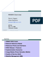 Interfaces Wimax