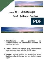 Aula 5 - Climatologia