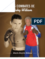 Los Combates de Baby Williams - Alberto Alvariño
