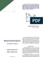 Med Spanish Booklet