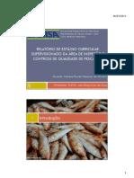 Relatório - Controle de Qualidade em Indústria de Pescado