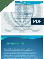 Financiacion Del Regimen Contributivo