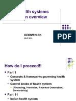 Health Systems World India Gandhi Gram July2011