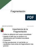Fragmentacion