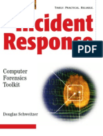 17028383 Incident Response Computer Forensics Toolkit Excellent