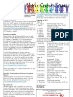 3rd August 2011 Newsletter Web