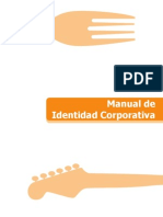 Manual de identidad corporativa de Re Mi Restaurant