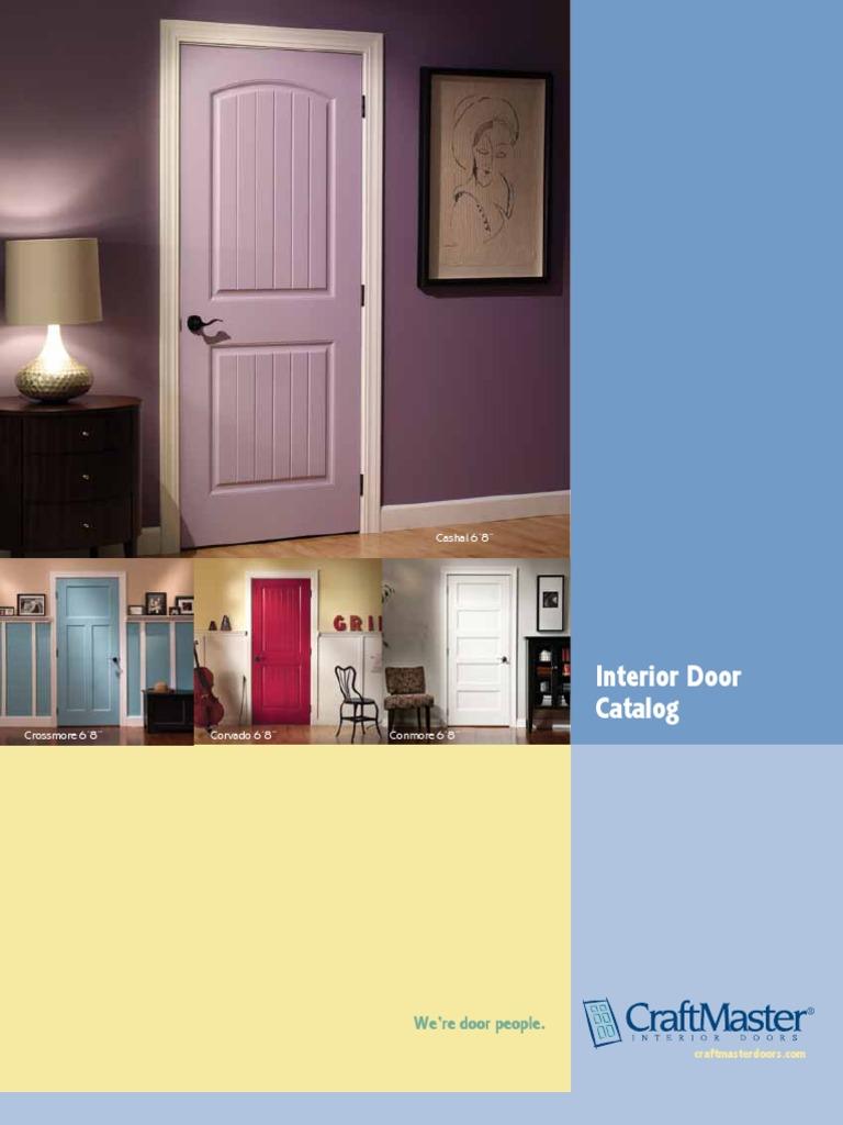 Craft Master Interior Catalog | Door | Implied Warranty