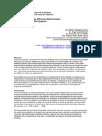 Métodos para la determinación de la eficiencia motores de induccion trifasicos