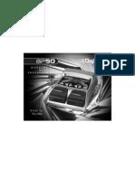 BP50 Manual