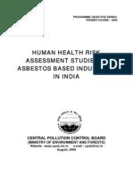 Asbestos Details_Health Ministry