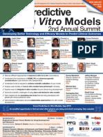 Brochure] Predictive in Vitro Methods (2011)