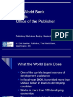 The World Bank _Office of the Publisher