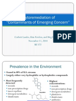 Phyto Pres Emerging Contaminants