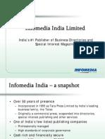 Infomedia India Limited