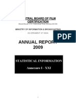 Central Board of Film Certification-Annual Report