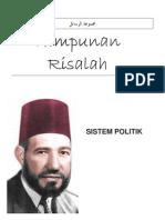 Sistem Politik - Hassan Al-Banna - (Himpunan Risalah - Majmuah Rasail)