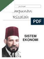 Sistem Ekonomi - Hassan Al-Banna - (Himpunan Risalah - Majmuah Rasail)