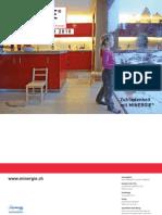 Geschäftsbericht MINERGIE 2010