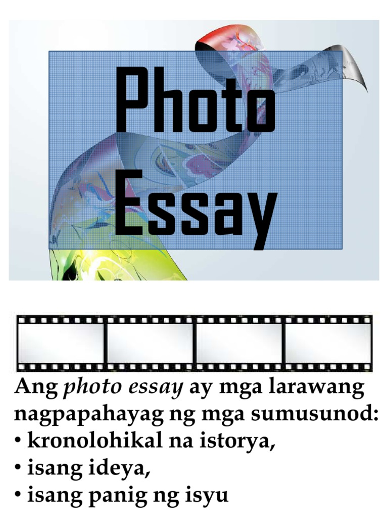 Photo Essay V